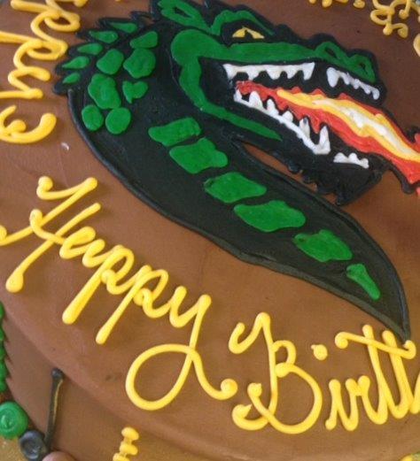 Blazer Cake