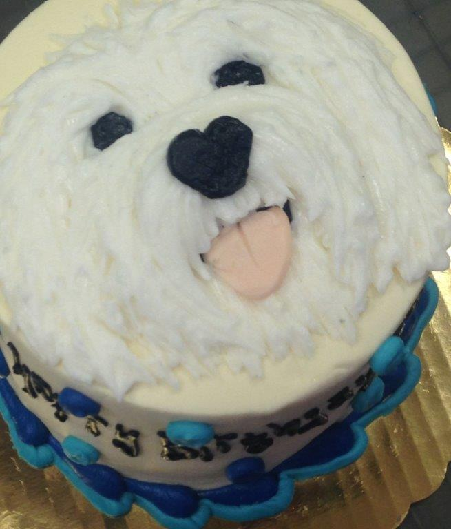 Good Dog Cake