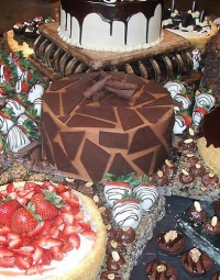 Wedding Cake 105