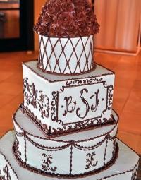 Wedding Cake 208