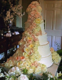 Wedding Cake 166