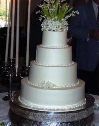 Wedding Cake 155