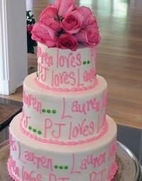 Wedding Cake 151