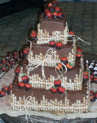 Wedding Cake 132