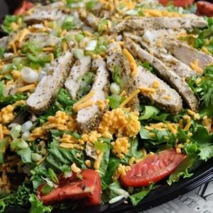 Cheddar Chardonnay Salad