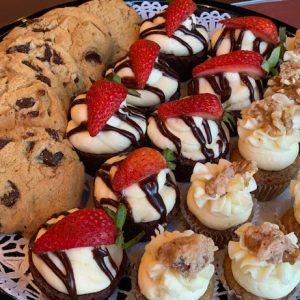 Dessert Tray 2020