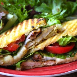 turkey panini placeholder
